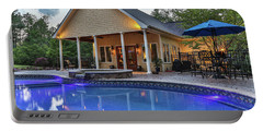 Pool House Portable Battery Charger