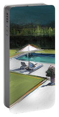 Poolside Portable Battery Charger