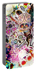 Pop Art Horrors Portable Battery Charger