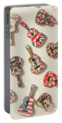 Pop Art Show Portable Battery Charger
