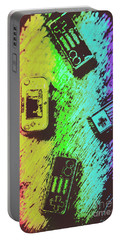 Pop Art Video Games Portable Battery Charger