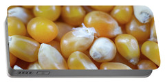Popcorn Kernels Portable Battery Charger