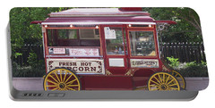 Popcorn Wagon Portable Battery Charger