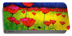 Poppy Cluster Portable Battery Charger