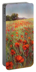 Poppy Dance Portable Battery Charger