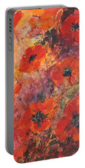 Poppy Glow Portable Battery Charger