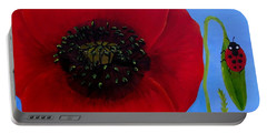 Poppy Power Portable Battery Charger
