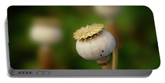 Poppy Seed Pod - 365-147 Portable Battery Charger