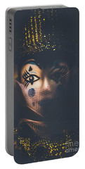 Porcelain Doll. Performing Arts Event Portable Battery Charger