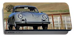 Porsche 356a European Portable Battery Charger
