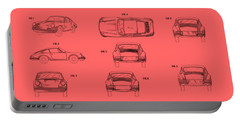 Porsche 911 Patent Portable Battery Charger