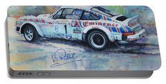 Porsche 911 Sc  Rallye Sanremo 1981 Portable Battery Charger