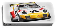 Porsche 911 Turbo Custom Portable Battery Charger