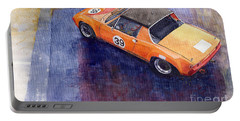 Porsche 914 Gt Portable Battery Charger