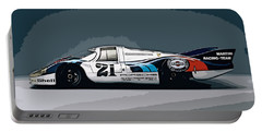 Porsche 917 Longtail 1971 Portable Battery Charger