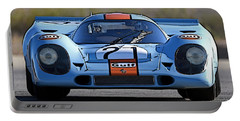 Porsche 917 Shorttail Portable Battery Charger