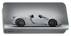 Porsche 918 Spyder Portable Battery Charger