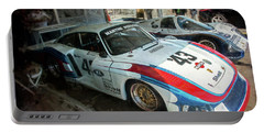 Porsche 935 Moby Dick Portable Battery Charger