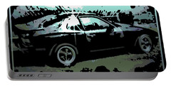 Porsche 944 Portable Battery Charger by George Pedro