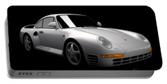 Porsche 959 Portable Battery Charger