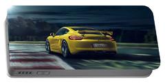 Porsche Cayman Gt4 Portable Battery Charger