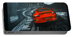 Porsche Gt3 Le Mans Portable Battery Charger
