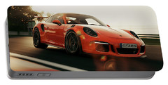 Porsche Gt3 Rs - 4 Portable Battery Charger