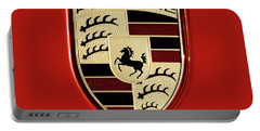 Porsche Power Red 111216 Portable Battery Charger