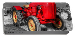 Porsche Tractor Portable Battery Charger