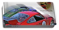 Porsche Trio Portable Battery Charger