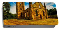 Port Arther Church Portable Battery Charger