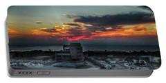 Port Everglades Sunrise Portable Battery Charger