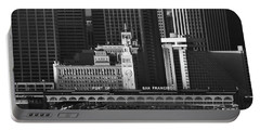 Port Of San Francisco Portable Battery Charger
