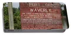 Port Of Waverly Portable Battery Charger