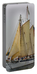 Port Side Portable Battery Charger