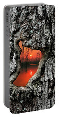 Portal To Another World Portable Battery Charger