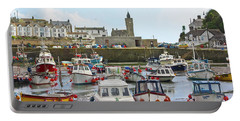 Porthleven Inner Harbour Portable Battery Charger
