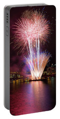 Portland 4th Of July Fireworks Portable Battery Charger