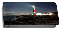 Portland Bill Lighthouse Uk Portable Battery Charger
