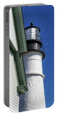 Portland Head Light Detail Portable Battery Charger