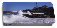 Portland Head Light I Portable Battery Charger