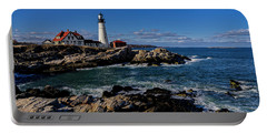 Portland Head Light No.32 Portable Battery Charger