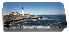 Portland Head Lighthouse Maine Portable Battery Charger
