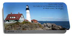 Portland Head Lighthouse Portable Battery Charger