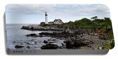 Portland Headlight II Portable Battery Charger