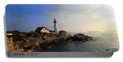 Portland Headlight Morning Glow Portable Battery Charger
