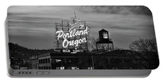 Portland Signs Portable Battery Charger