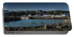 Portpatrick Harbour And Lighthouse Portable Battery Charger