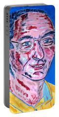Portrait Dr. R. Meiritz Portable Battery Charger