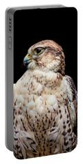 Portrait Of A Ferruginous Hawk  Portable Battery Charger